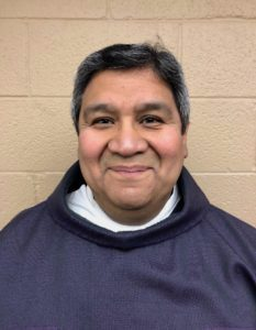 Rev. Mr. Luis Flores - Permanent Deacon