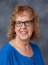 Ms. Barb Perry - Social Studies Teacher/Dept. Chair