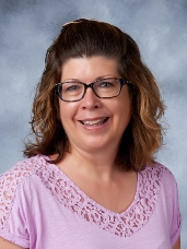 Mrs. Christine Flynn - Theology Teacher/Dept.Chair