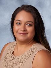 Mrs. Isabel Zamarron - Office Manager