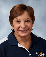 Mrs. Kathy Leja - Athletic Secretary CHS/CYO